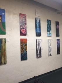 prophetic wall of art, Sanctuary