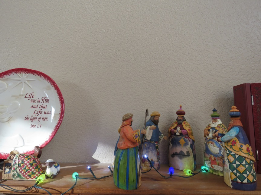 The Switched Nativity
